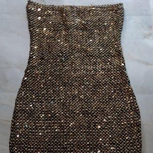 Beautiful stretch dress size Small